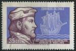 Sellos del Mundo : America : Chile :  Scott 405 - 450 Aniv. Estrecho de Magallanes