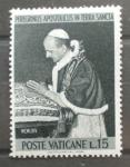 Stamps Vatican City -  PEREGRINACION DE PABLO VI A TIERRA SANTA
