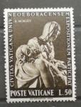 Sellos de Europa - Vaticano -  EXPOSICION UNIVERSAL DE NUEVA YORK
