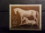 Sellos de Europa - Alemania -  deutsches reich, carreras de caballos