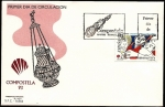 Stamps Spain -  Compostela 93  - SPD