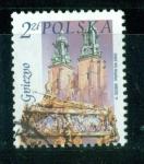 Sellos del Mundo : Europa : Polonia : Catedral de Gniezno