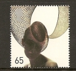 Stamps of the world : United Kingdom :  Sombreros femeninos