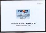 Sellos de Europa - Espa�a -   1987. 21 de Enero Exposici�n Universal de Sevilla Expo-92.