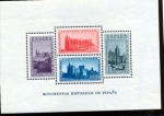 Sellos de Europa - España -   1938. 10 de febrero Monumentos Historicos.
