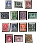 Sellos de Europa - España -  1927. 17 de Mayo XXV Aniversario Coronación Alfonso XIII
