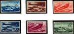 Sellos de Europa - España -  1938. 11 de Agosto Correo Submarino
