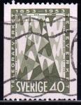 Sellos de Europa - Suecia -  Telegraph service
