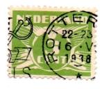 Stamps Netherlands -  1924-1926