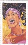 Sellos del Mundo : America : Estados_Unidos : Celia Cruz