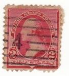 Stamps America - United States -  Presidente Washington Ed 1894