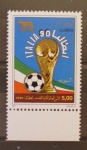Stamps Africa - Algeria -  MUNDIAL ITALIA 90