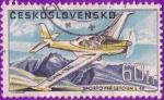 Stamps : Europe : Czechoslovakia :