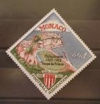 Sellos del Mundo : Europa : Mónaco : FUTBOL ASOCIACION, ESTADIO DE LOUIS II, COPA DE FRANCIA