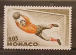 Sellos del Mundo : Europa : Mónaco : FUTBOL ASOCIACION, BETEMPS