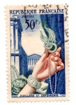 Stamps : Europe : France :  1954-PRODUCTOS DE LUJOS-SERIE-JOYAS
