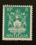 Stamps America - Antigua and Barbuda -  ESCUDO