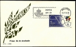 Stamps Spain -  Año Internacional de la paz - SPD