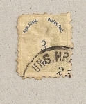 Stamps Austria -  Escudo Austria
