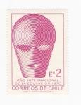 Sellos del Mundo : America : Chile : Educación (repetido)