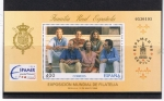 Sellos de Europa - Espa�a -  HB ESPAMER 96. FAMILIA REAL ESPA�OLA