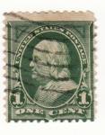 Sellos de America - Estados Unidos -  Presidente Franklin Ed 1901