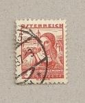 Stamps Austria -  Burgenland