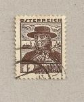 Stamps Austria -  Oberosterreich