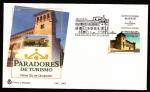 Sellos de Europa - España -  Paradores de turismo - Alcañiz - SPD
