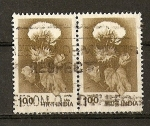 Stamps Asia - India -  Agricultura y Evolucion Rural./ Papel Blanco.
