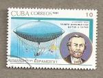 Stamps Cuba -  Globos