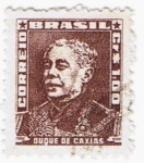Sellos del Mundo : America : Brasil : DUQUE DE CAXIAS