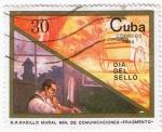 Sellos del Mundo : America : Cuba : COMUNICACIONES