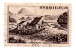 Stamps : Europe : France :  1949-MONTE DE JONC