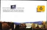 Sellos de Europa - España -  Sobre de la administración Postal de Naciones Unidas
