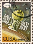 Sellos del Mundo : America : Cuba : Dia del Cosmonauta, Venus IX.