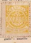Sellos del Mundo : Oceania : Samoa_Occidental : Edicion de 1877