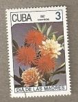 Sellos de America - Cuba -  Flores, Dia de las Madres