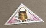 Stamps Africa - Tunisia -  Balde en cobre