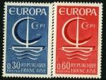 Sellos del Mundo : Europa : Francia : Europa´66