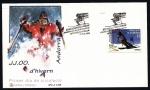 Stamps Andorra -  Juegos Olímpicos de Invierno - Nagano 1998 - SPD