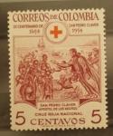 Sellos de America - Colombia -  III CENTENARIO SAN PEDRO CLAVER