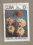 Stamps Cuba -  Flores, Dia de las Madres