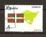 Sellos de Europa - España -  Euskadi.