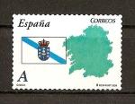 Sellos del Mundo : Europa : España : Galicia.