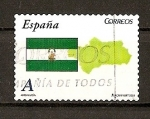 Stamps of the world : Spain :  Andalucia.