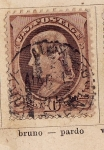 Stamps United States -  Presidente Jessferson  Ed 1870