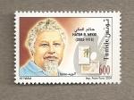 Sellos de Africa - Túnez -  Hatem el Mekki