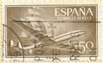 Sellos de Europa - España -  Correo aéreo