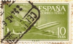 Stamps Europe - Spain -  Correo aéreo